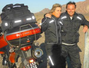 Equipo de moto SR 344 CC Fiochi