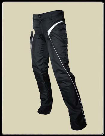 Pantalón para dama motociclista