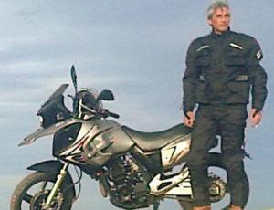 campera moto SRaggio